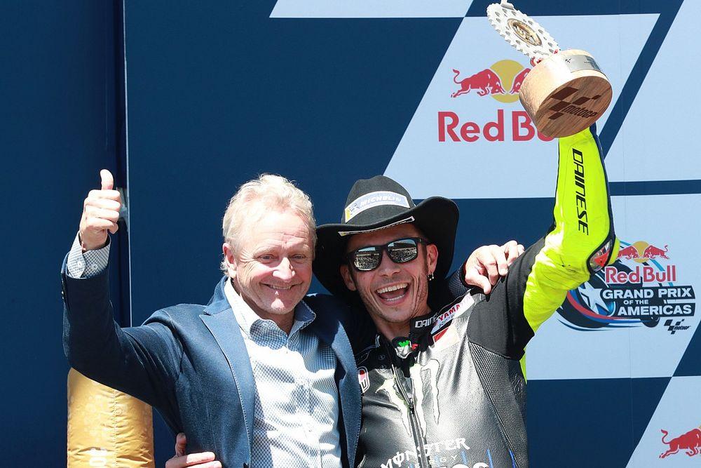 Kevin Schwantz Yakin Valentino Rossi Terus Beri Dampak Besar