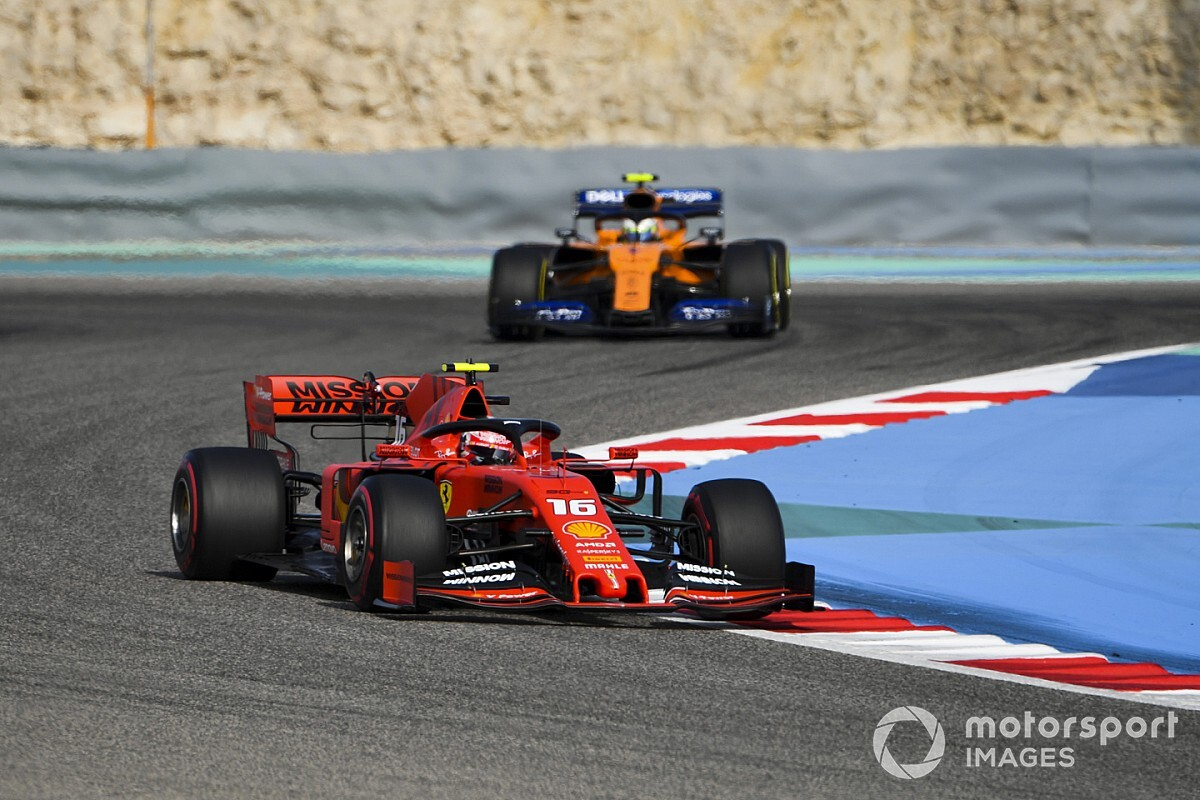 Ferrari и McLaren поспорили о морали