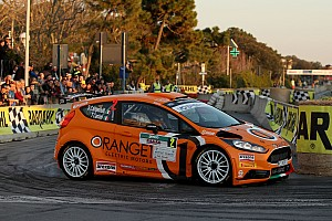 Sanremo, PS2-4: Campedelli va in testa alla corsa e prende il largo. Breen 2°
