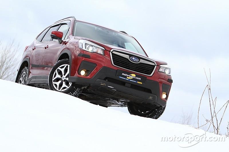 Тест-драйв: чи став новий кросовер Subaru Forester сімейним автомобілем?