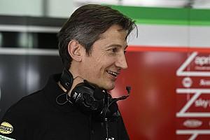Aprilia: Rivola cerca in F1 i nuovi tecnici