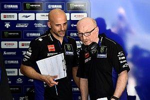 Yamaha bevestigt vertrek Garcia als crew-chief van Viñales