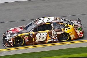 Kyle Busch tops Friday's first NASCAR Cup practice at Daytona