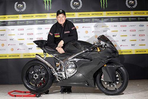 McGuinness targets podium in Isle of Man TT return with Norton