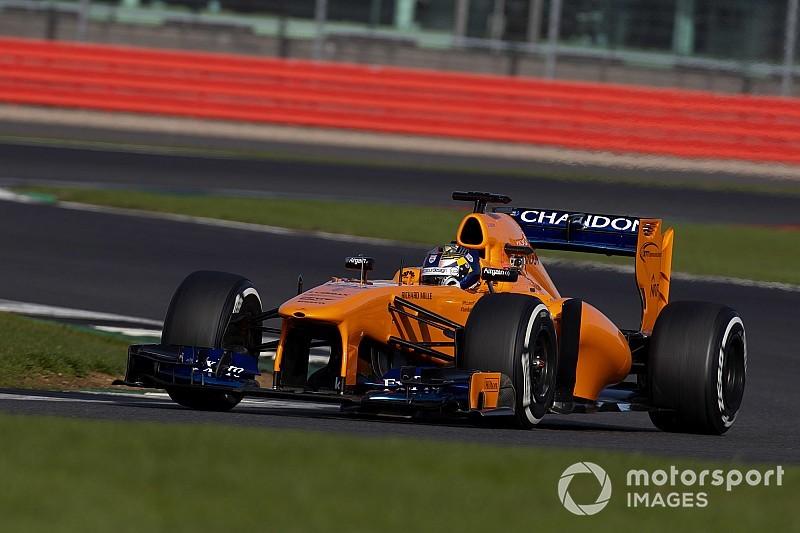 Dan Ticktum ha fatto il suo esordio su una F1 sul tracciato di Silverstone