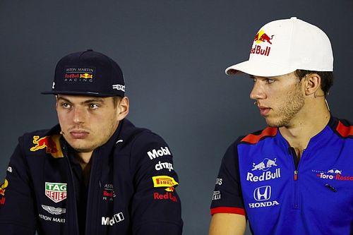 Red Bull: Seria injusto esperar que Gasly desafie Verstappen em 2019