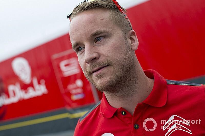 Ostberg, Citroen'le WRC2'de mücadele edecek