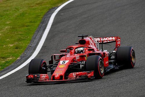 Vidéo - L'accrochage entre Verstappen et Vettel à Suzuka