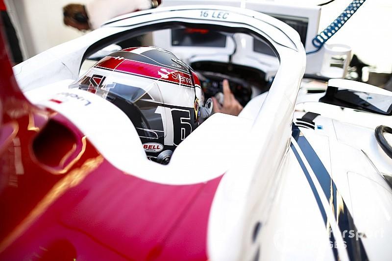 """Leclerc: """"Ha jövőre nem leszek elég jó a Ferrarinál, elküldhetnek"""""""