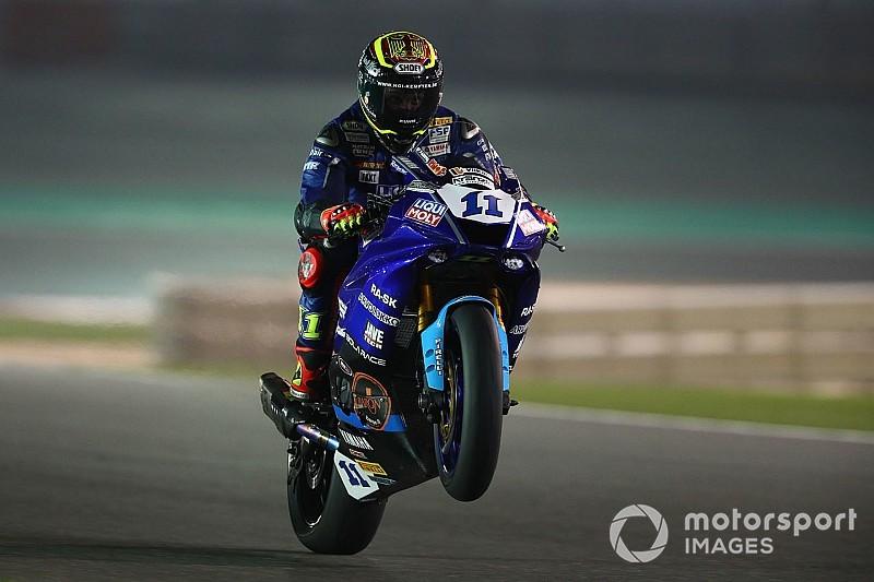 Vince Mahias ma Sandro Cortese è il campione del mondo Supersport 2018!