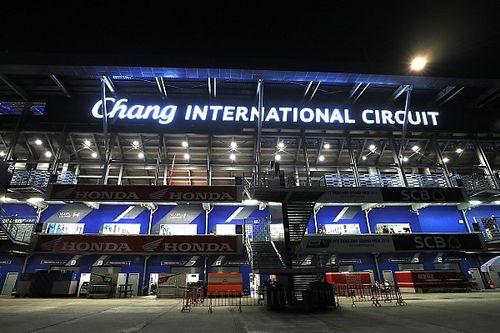 Le report du GP de Thaïlande MotoGP est officiel
