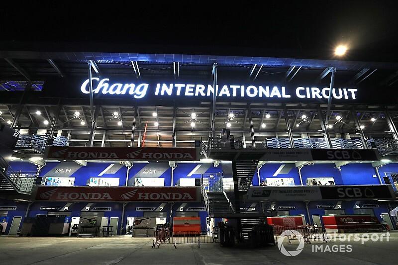 La nouvelle date du GP de Thaïlande est confirmée