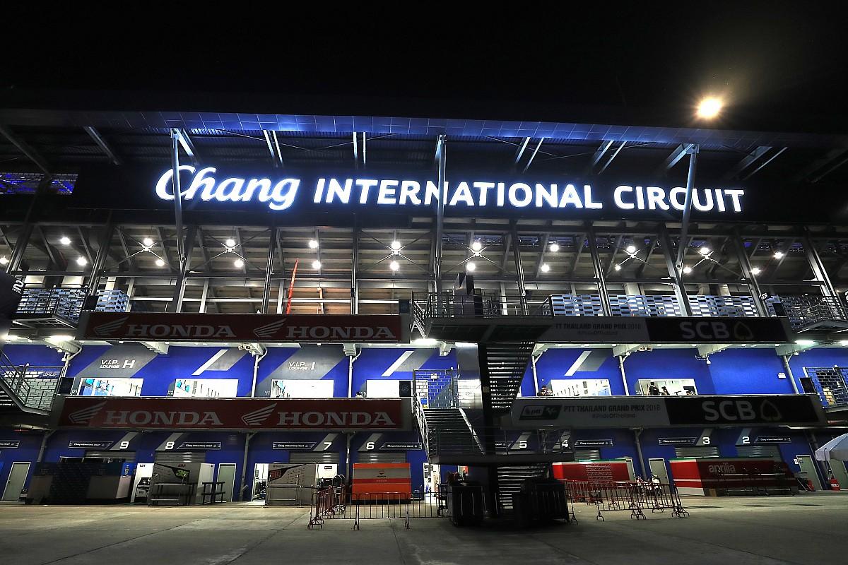 MotoGP отменит Гран При Таиланда