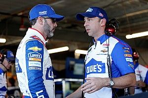 "Jimmie Johnson's ""most difficult year"" ends quietly at Homestead"