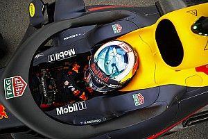 Турбину на машине Риккардо пришлось менять из-за мексиканских маршалов