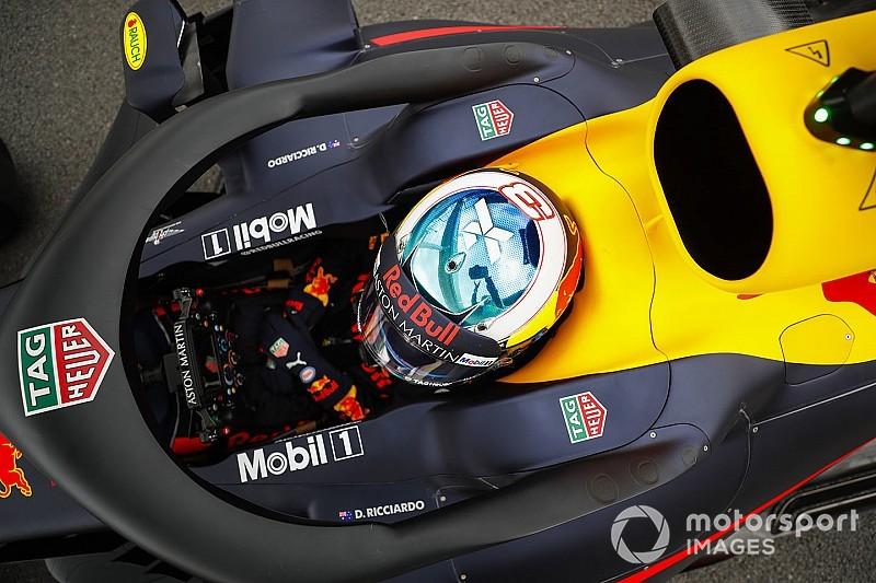 Banális okra vezethető vissza Ricciardo turbócseréje