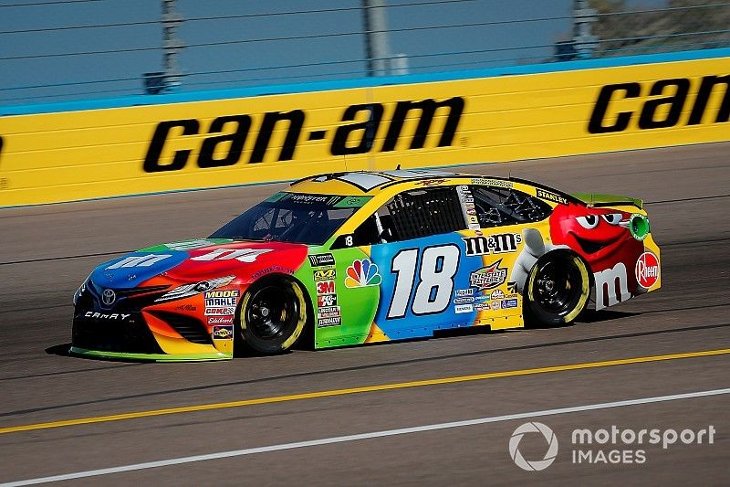 Dramen in Phoenix: Kyle Busch siegt - NASCAR-Finalbesetzung 2018 steht