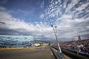F1: les horaires TV du Grand Prix de Sotchi en Suisse