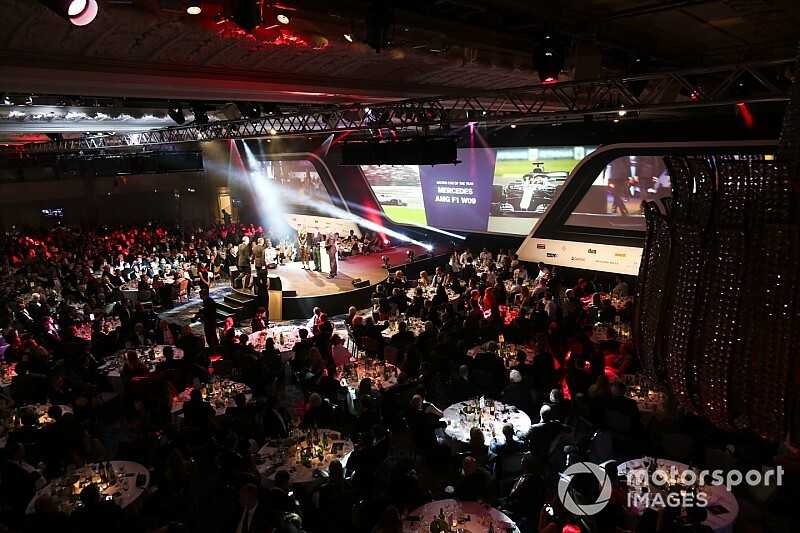 The Greatest Night in Motorsport – Autosport Awards brengt racewereld bij elkaar