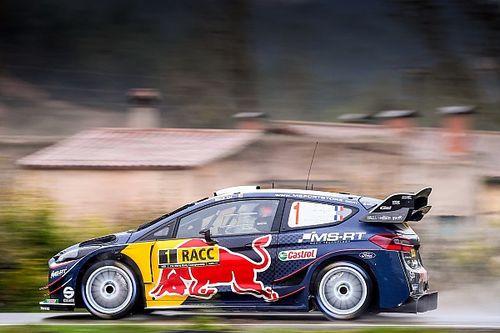 Autosport Awards: M-Sport Fiesta gana el coche de rallies del año