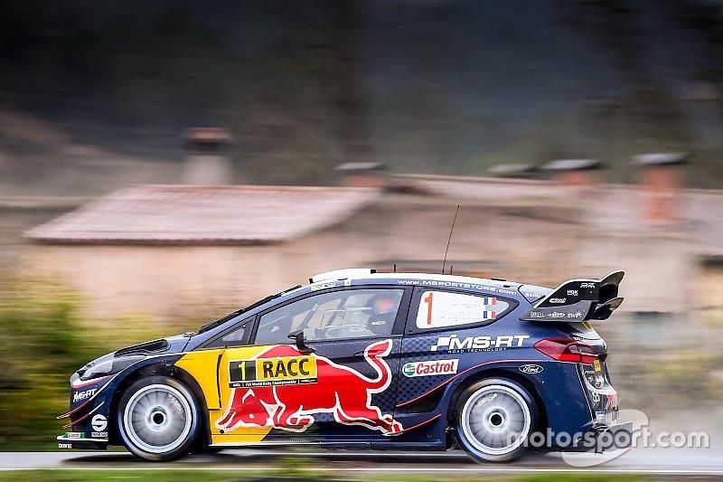 Autosport Awards: M-Sport Fiesta wins Rally Car award