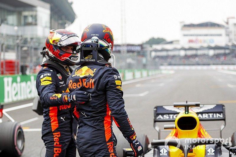 """Ricciardo: """"En 2017 al menos la mala suerte se repartía entre Max y yo"""""""