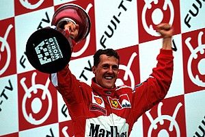 La carrière de Michael Schumacher sera célébrée à Goodwood