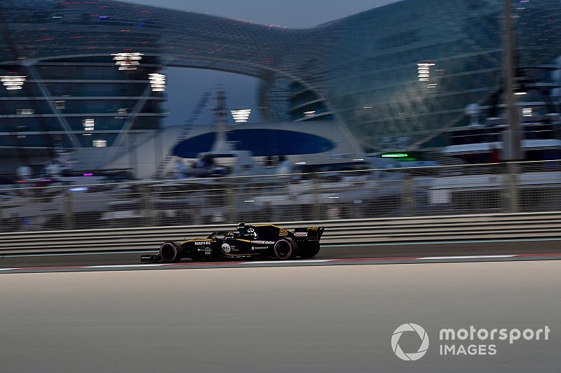 """Brillante final de Sainz en Renault: """"Demostré de lo que soy capaz"""""""