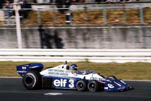 Los secretos del Fórmula 1 de seis ruedas