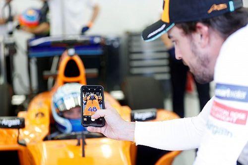 Hivatalos videón Alonso nagy nascaros kalandja Bahreinben