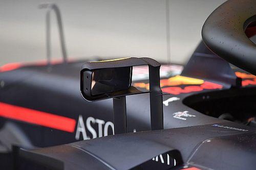 F1-coureurs willen spiegels vervangen door camera's