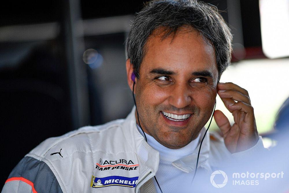 Montoya logra la pole en Detroit en IMSA