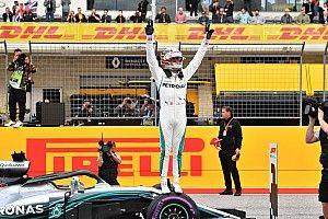 Lewis Hamilton domina y se lleva la pole del GP de Estados Unidos