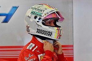 """Vettel: """"Sul dritto la Ferrari è veloce, dobbiamo attaccare al via"""""""