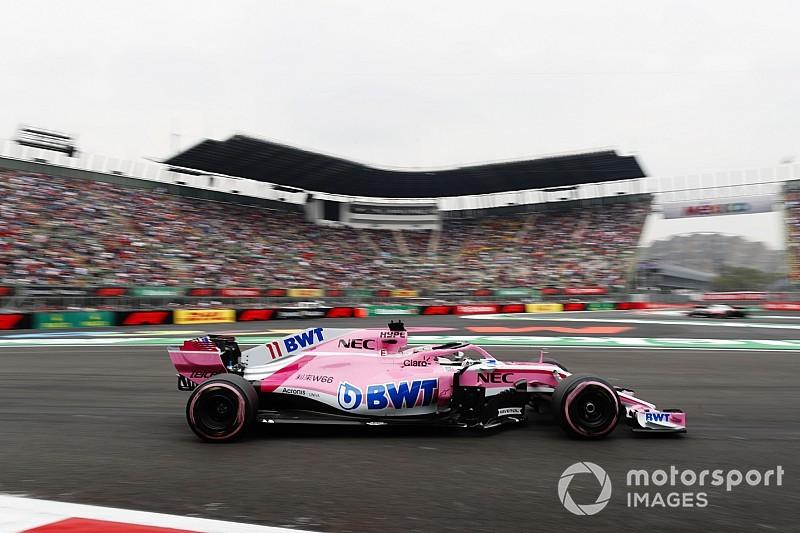 Pérez est pessimiste pour l'avenir du Grand Prix du Mexique