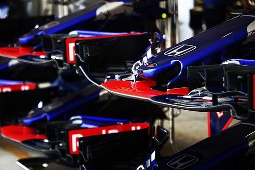 Toro Rosso heeft alleen voor Gasly update in Amerika