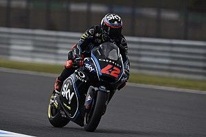 Bagnaia sale adelante en Moto2