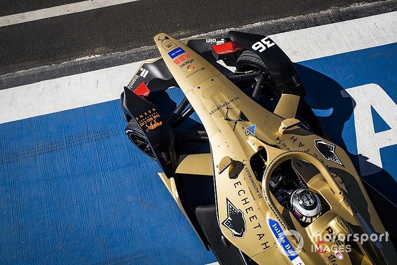 El argentino Sacha Fenestraz probará en Fórmula E con Jaguar