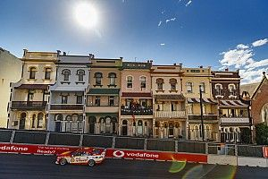 Full Supercars Newcastle 500 weekend schedule