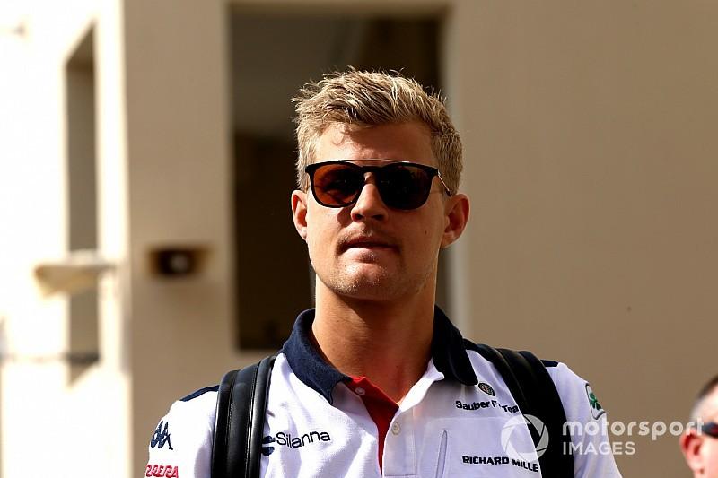 """Ericsson, Sauber'in """"iyi zamanlarında"""" takımda kalamayacağı için üzgün"""