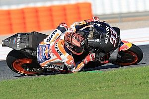 """Márquez: """"El equipo me dijo que si me caía, estaba castigado sin ir a Jerez"""""""