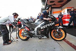 Nagy képgaléria a MotoGP valenciai tesztjéről