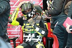 Espargaro: Sulit bagi Iannone untuk tidak frustrasi