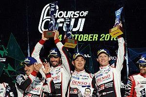 WEC Fuji: Kemenangan pertama Kobayashi-Conway-Lopez di 2018