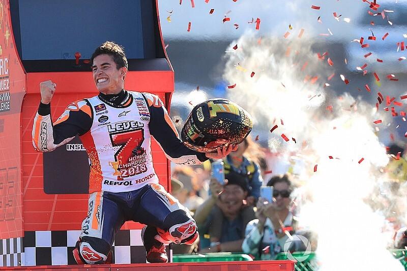 Márquez Champion du monde en Thaïlande si…