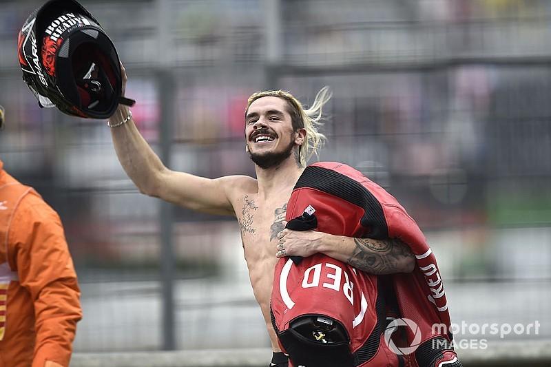 Galería: Redding se queda en cueros en su despedida de MotoGP