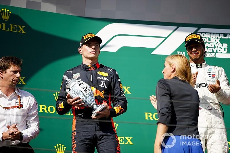 """Horner: """"Verstappen olmasaydı, F1 çok sıkıcı olurdu"""""""