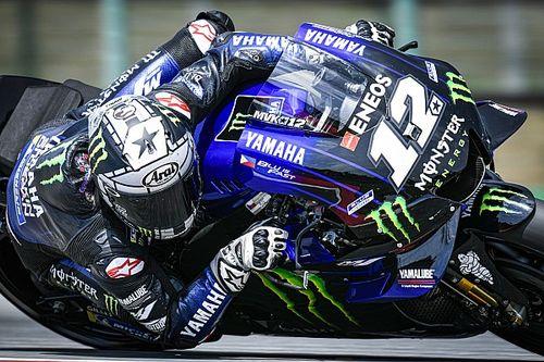 """Viñales: """"La nueva moto es un pequeño paso, no sé si en la dirección correcta"""""""