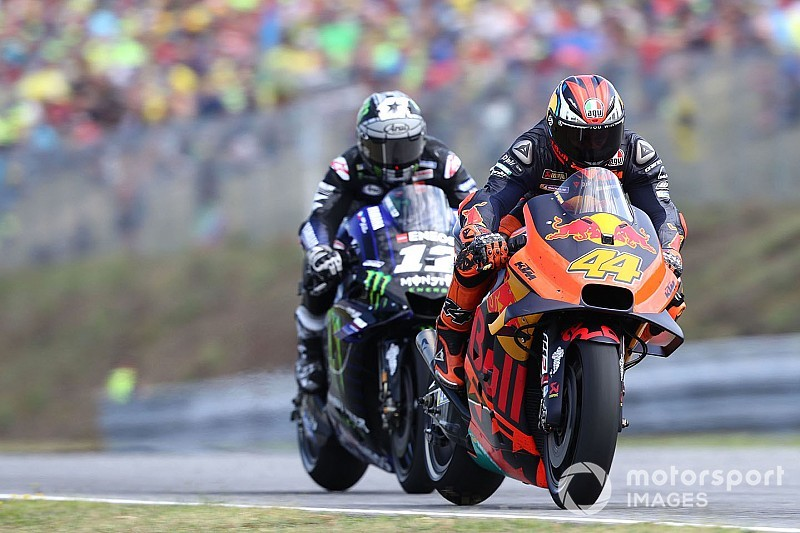 KTM a match for top bikes without tyre wear woes - Espargaro