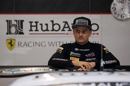 コバライネン、初めてのGT3マシンも「徐々に慣れてきた、決勝は期待できる」